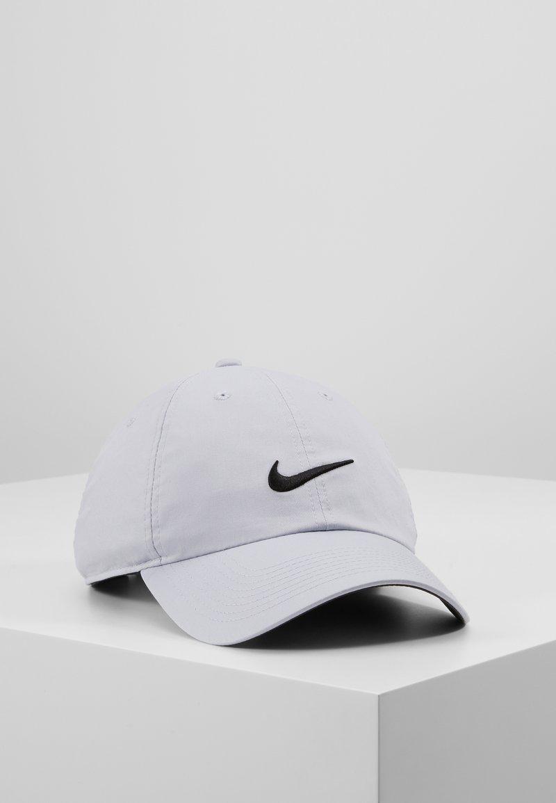 Nike Golf - PLAYER - Cap - sky grey/anthracite/black