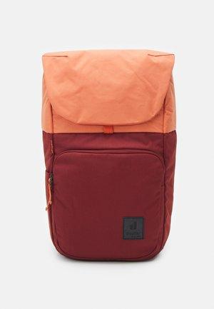 UP SYDNEY UNISEX - Backpack - redwood/sienna