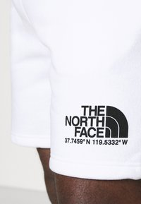 The North Face - COORDINATES - Shorts - white - 4
