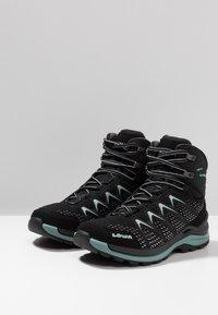 Lowa - INNOX PRO GTX MID - Hiking shoes - schwarz/sage - 2