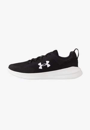 ESSENTIAL - Sports shoes - black/white