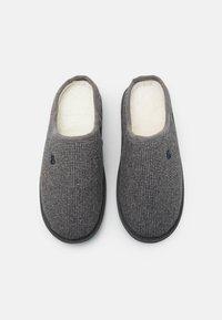 Burton Menswear London - BORG MULE - Slippers - mid grey - 3