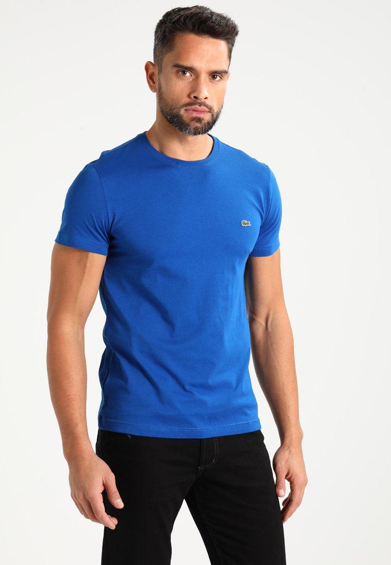Lacoste - Jednoduché triko - blau