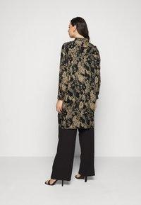 Kaffe Curve - HOLLY BIG - Button-down blouse - grape leaf - 2