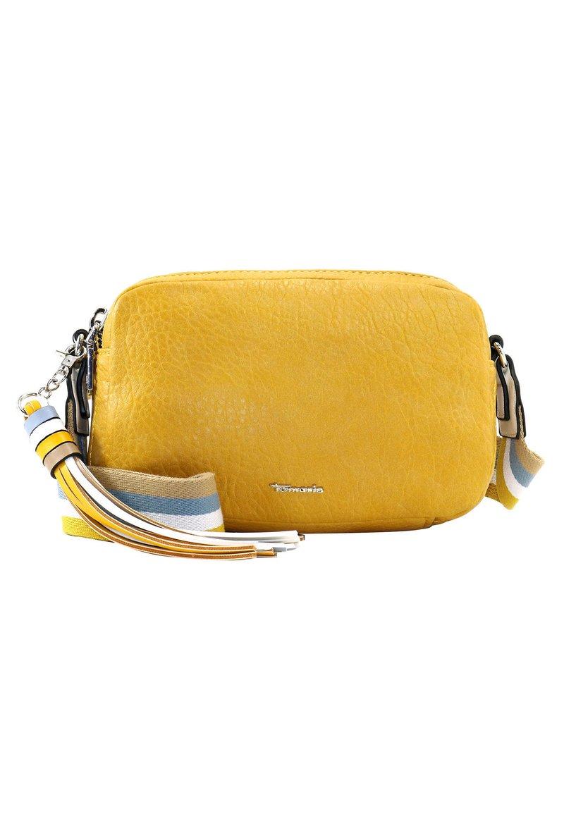 Tamaris - CHRISTA - Across body bag - yellow