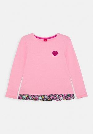 LANGARM - Langarmshirt - light pink