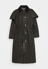 Barbour International - ALEXA CHUNGTRUDIE - Trenchcoat - fern/northumberland - 0