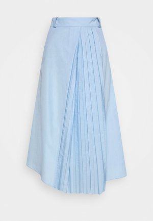 ROMI  - A-line skirt - light blue