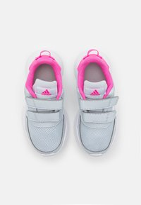 adidas Performance - TENSAUR RUN UNISEX - Hardloopschoenen neutraal - halo blue/footwear white/screaming pink - 3