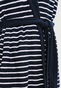 Schiesser - Dressing gown - marine - 3