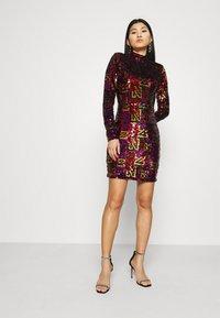 NIKKIE - SOLENE DRESS - Cocktail dress / Party dress - red - 1