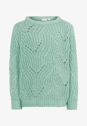 Jersey de punto - light green