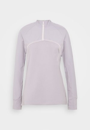 GO TO A HALF ZIP - Sweat polaire - glory grey