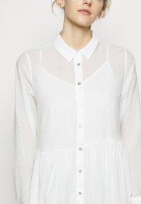 Bruuns Bazaar - KATHIS GANA DRESS - Shirt dress - snow white - 5