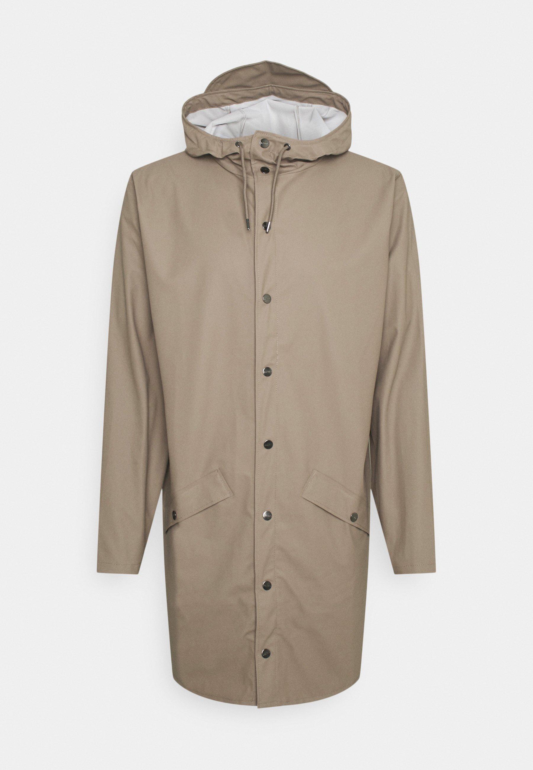 Men LONG JACKET UNISEX - Waterproof jacket
