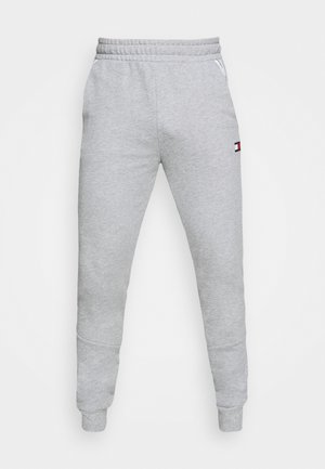 CUFFED TAPE PANT - Pantalon de survêtement - grey