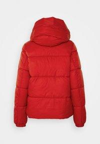 Vero Moda Tall - VMUPSALA SHORT JACKET - Light jacket - goji berry - 1