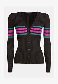 Guess - Cardigan - mehrfarbig schwarz - 3
