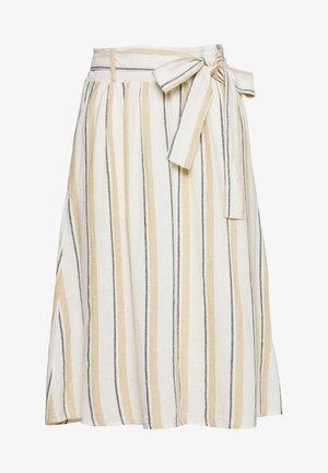 INESSA - Áčková sukně - desert combi