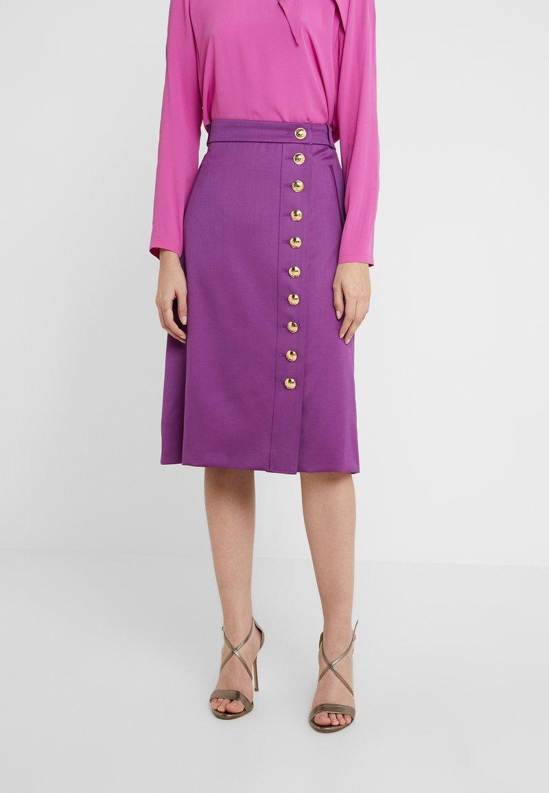 Escada - REAA - Áčková sukně - violetta