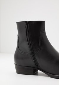 Bianco - BIABECK BOOT - Classic ankle boots - black - 5