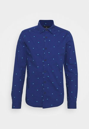 SLIM FIT WITH ALL OVER PRINT - Shirt - combo
