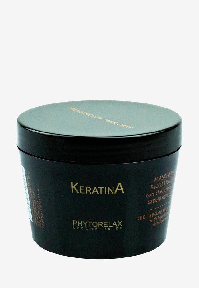 RECONSTRUCTION MASK KERATINA - Maschera per capelli - -
