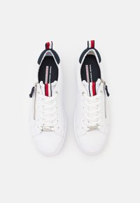 TOM TAILOR DENIM - Sneakers laag - white - 5