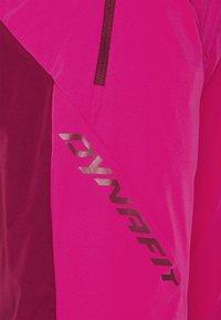 Dynafit - TRANSALPER LIGHT SHORTS - Pantaloncini sportivi - flamingo - 3