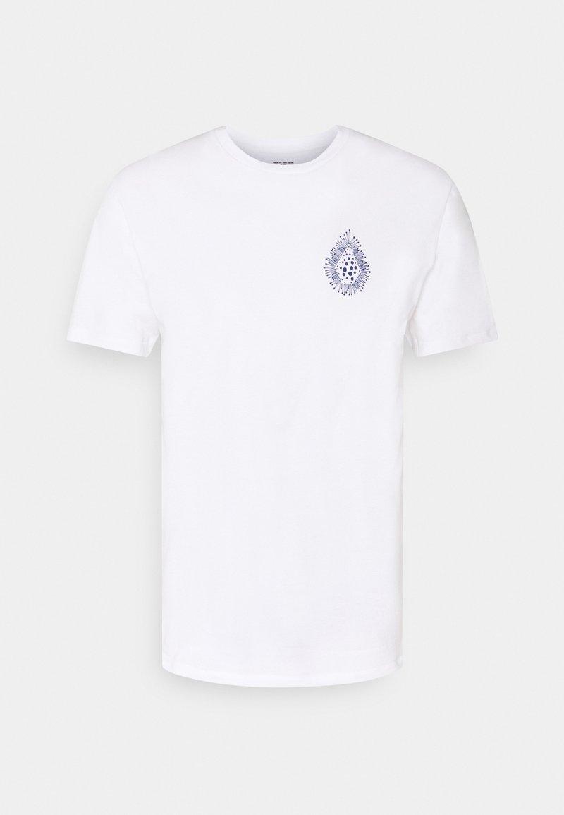 Volcom - CORAL MORPH SS - Print T-shirt - white