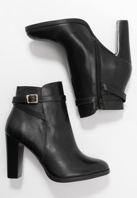 Minelli - High heeled ankle boots - noir - 3