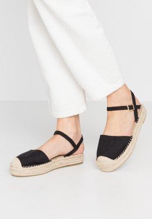 BIANCA - Loafers - black