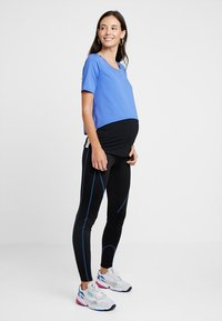 Esprit Maternity - T-shirt print - bright blue - 1