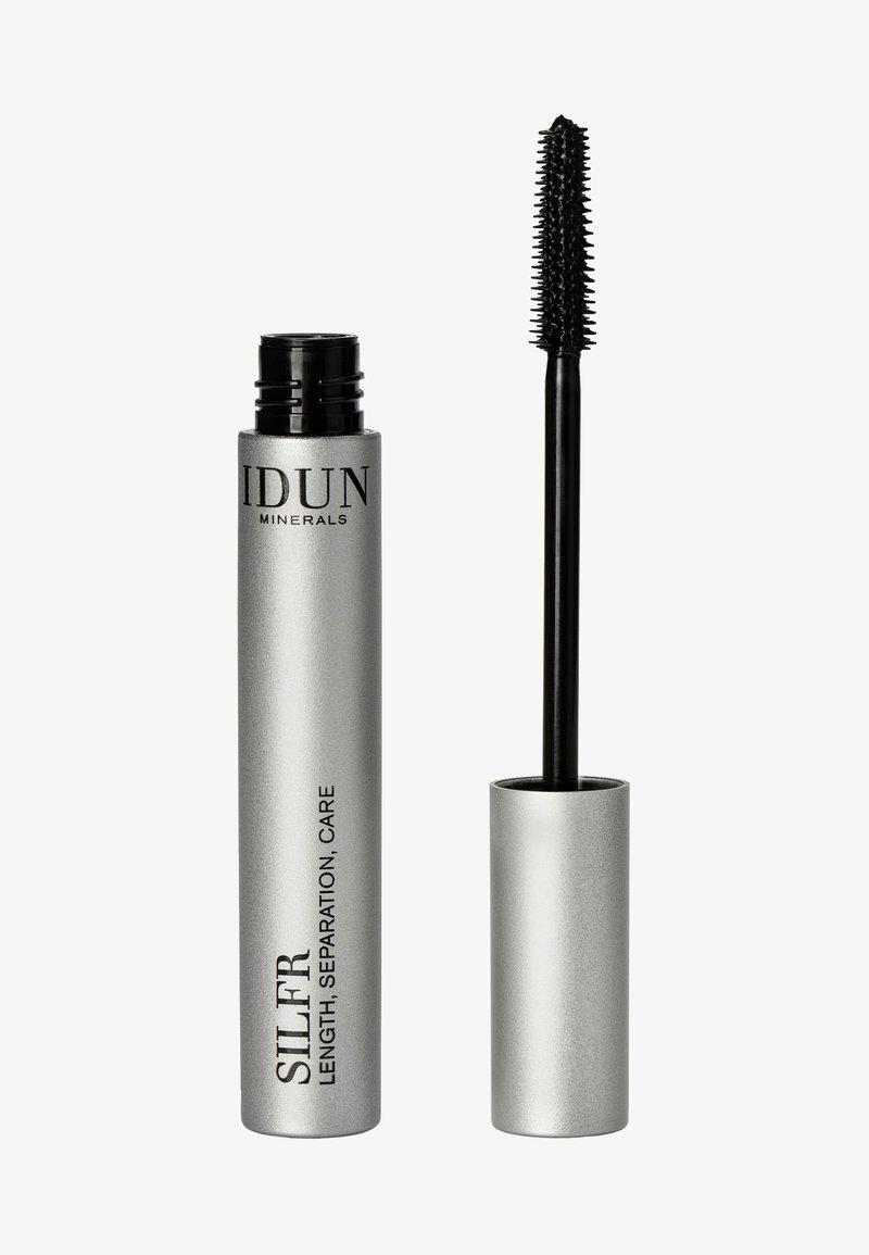 IDUN Minerals - MASCARA SILFR - Mascara - black