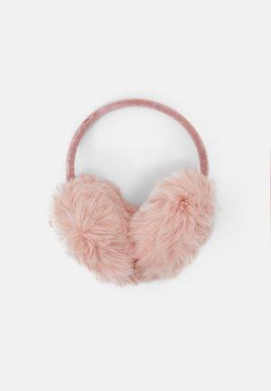 KIDS FLUFFY EARMUFFS UNISEX - Ear warmers - marmorrosa