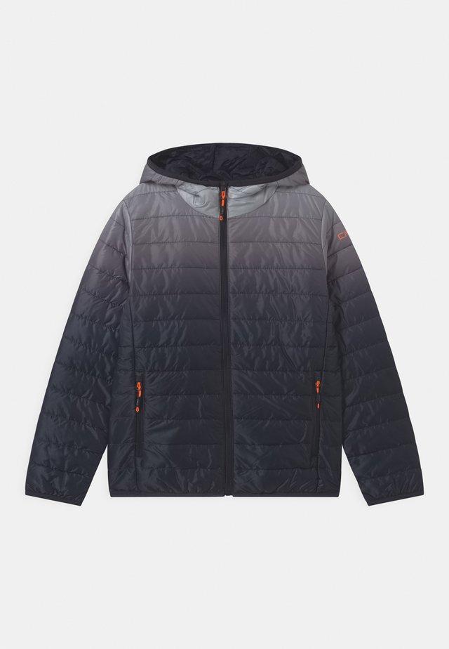 FIX HOOD - Outdoor jacket - antracite