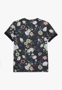Criminal Damage - DANTE TEE - T-shirt med print - black/multi - 1
