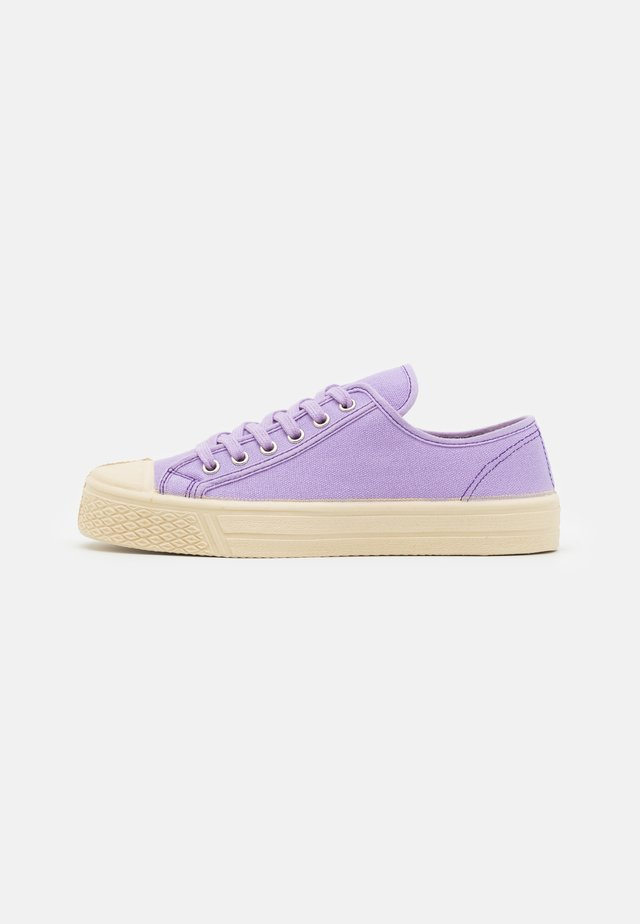 MILITARY TOP UNISEX - Trainers - lilac