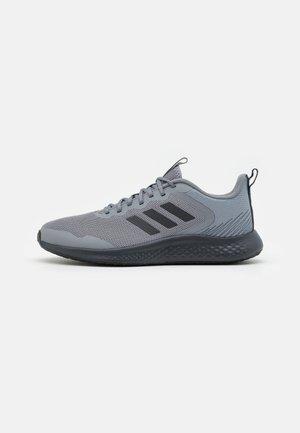 FLUIDSTREET - Sports shoes - grey/carbon/core black