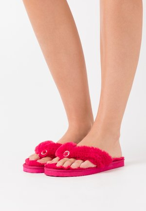 ORIGINAL  - Slippers - berry pink