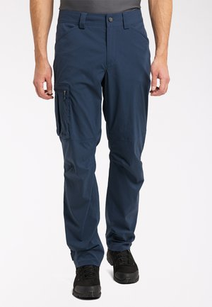 Outdoor trousers - tarn blue