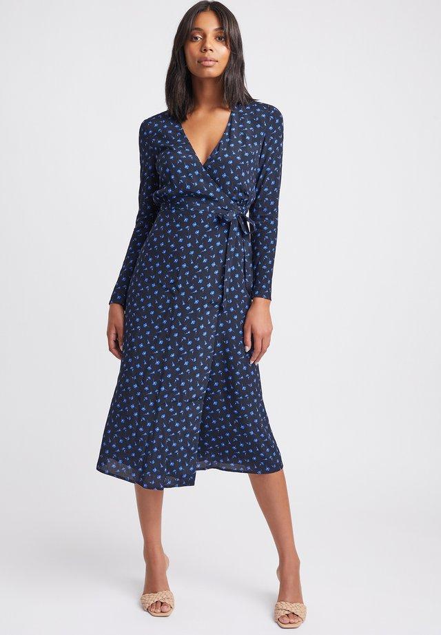 CAMILA - Korte jurk - lq-blue