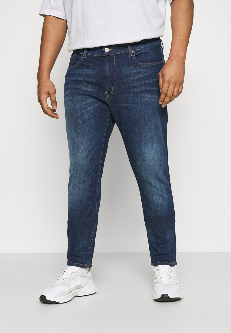 Tommy Jeans Plus - SCANTON SLIM - Slim fit jeans - canyon