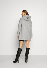 Esprit Collection - MIX COAT - Classic coat - light grey - 3