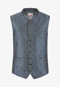 Stockerpoint - SPENCER - Waistcoat - blue - 2
