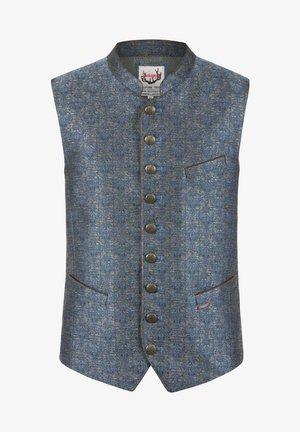 SPENCER - Waistcoat - blue