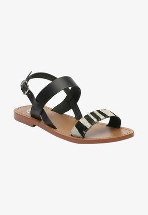 BURSA - Sandals - black