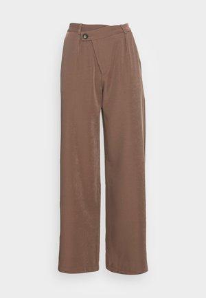 SADE TROUSER - Trousers - mocha