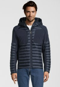 Colmar Originals - MIT KAPUZE - Down jacket - navy - 0