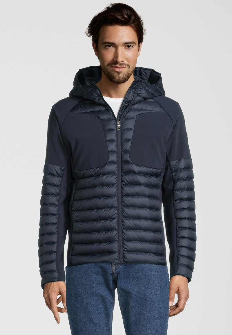 Colmar Originals - MIT KAPUZE - Down jacket - navy
